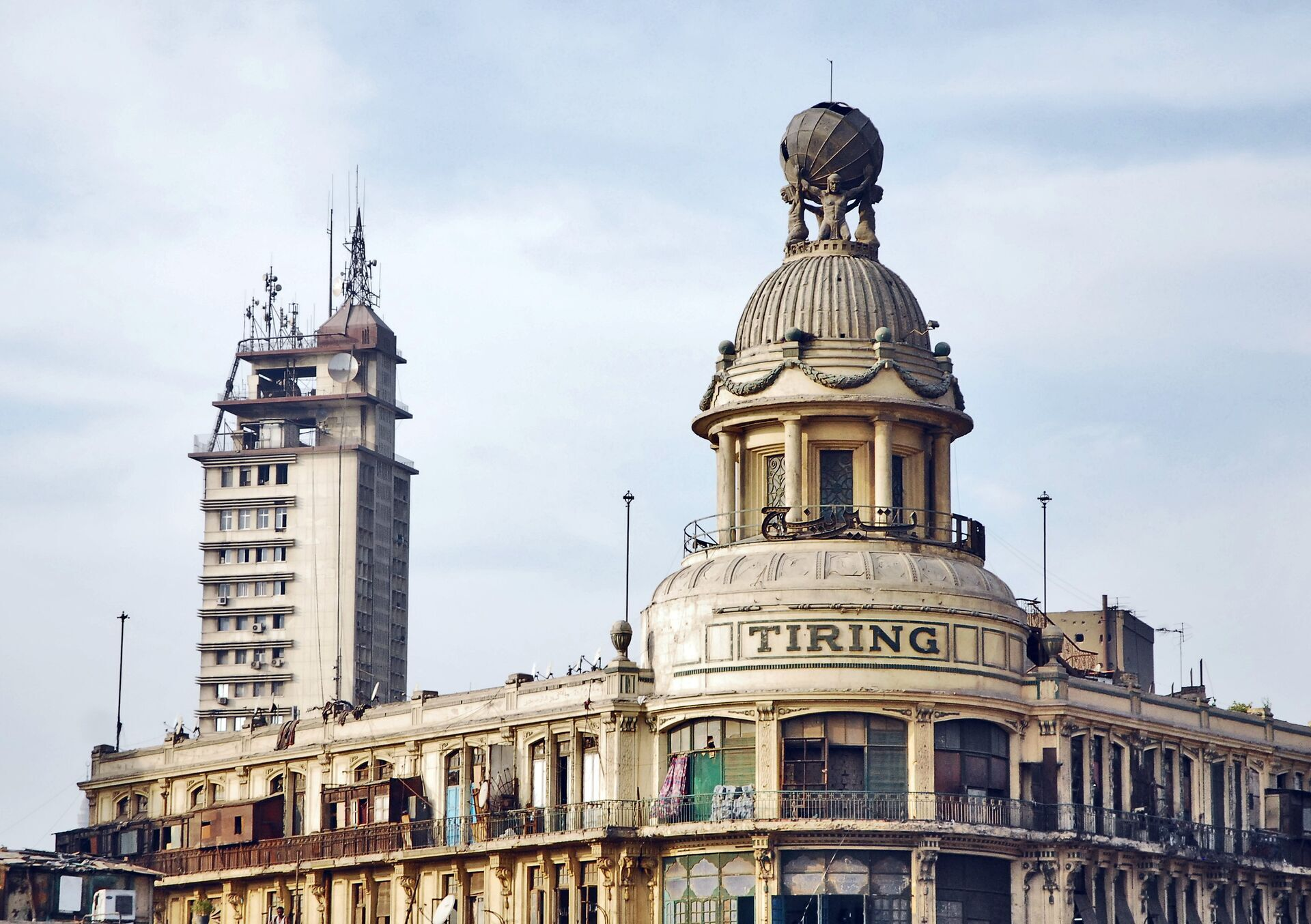 Tiring building | Art Nouveau World